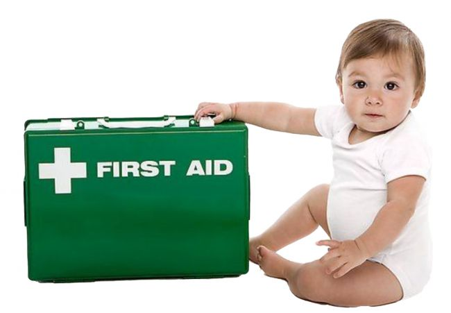 Paediatric First Aid Course Specification